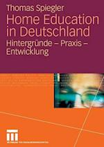 Home Education in Deutschland af Thomas Spiegler