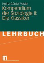 Kompendium Der Soziologie II af Heinz-Gunter Vester