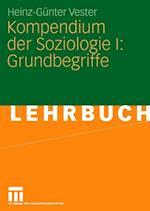 Kompendium Der Soziologie I af Heinz-Gunter Vester