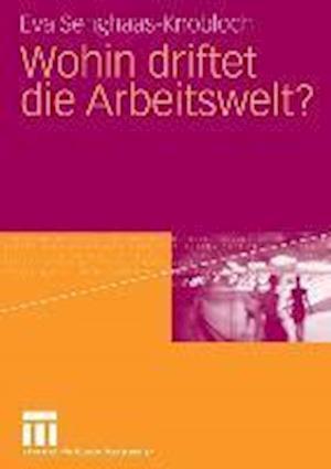 Bog, paperback Wohin Driftet Die Arbeitswelt? af Eva Senghaas-Knobloch