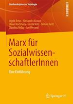 Marx Fur Sozialwissenschaftlerinnen af Ingrid Artus, Alexandra Krause, Claudius Vellay