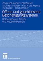 Offene Und Geschlossene Beschaftigungssysteme af Michael Grotheer, Christoph K. Hler, Olaf Struck