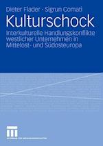 Kulturschock af Sigrun Comati, Dieter Flader