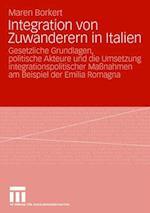 Integration Von Zuwanderern in Italien af Maren Borkert