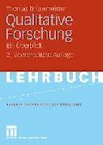 Qualitative Forschung af Thomas Brusemeister