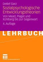 Sozialpsychologische Entwicklungstheorien af Detlef Garz