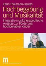 Hochbegabung Und Musikalitat af Karin Thalmann-Hereth