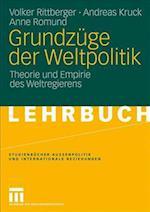Grundzuge Der Weltpolitik af Anne Romund, Andreas Kruck, Volker Rittberger