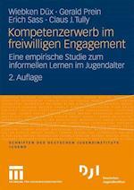 Kompetenzerwerb Im Freiwilligen Engagement af Wiebken Dux, Erich Sass, Gerald Prein