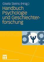 Handbuch Psychologie Und Geschlechterforschung