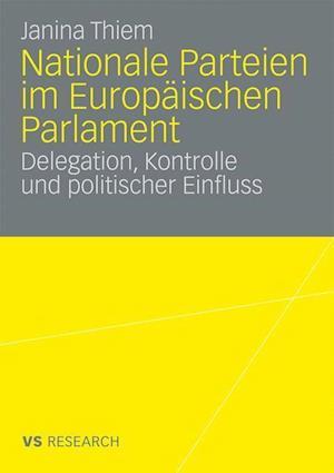 Nationale Parteien Im Europäischen Parlament