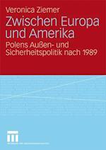 Zwischen Europa Und Amerika af Veronica Ziemer