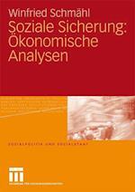 Soziale Sicherung af Winfried Schm Hl, Winfried Schmahl