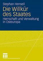 Die Willkur Des Staates af Stephan Hensell