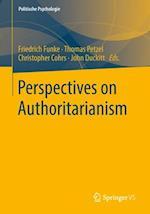 Perspectives on Authoritarianism (Politische Psychologie)