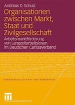 Organisationen Zwischen Markt, Staat Und Zivilgesellschaft af Andreas D. Schulz