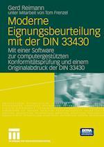 Moderne Eignungsbeurteilung Mit Der Din 33430 af Gerd Reimann