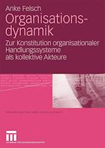 Organisationsdynamik af Anke Felsch