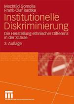 Institutionelle Diskriminierung af Frank-Olaf Radtke, Mechtild Gomolla
