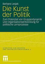 Die Kunst Der Politik af Barbara Lesjak