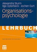 Organisationspsychologie af Ilga Opterbeck, Alexandra Sturm, Jochen Gurt