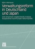 Verwaltungsreform in Deutschland Und Japan