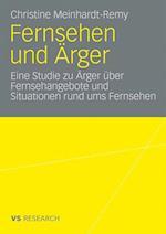 Fernsehen Und Arger af Christine Meinhardt-Remy