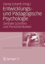 Entwicklungs- Und Pädagogische Psychologie