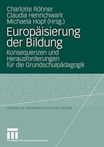 Europaisierung Der Bildung