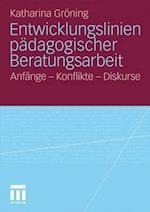 Entwicklungslinien Padagogischer Beratungsarbeit