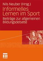 Informelles Lernen Im Sport