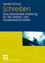 Schreiben af Harald Schnur