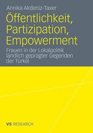 Öffentlichkeit, Partizipation, Empowerment