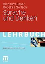 Sprache Und Denken af Reinhard Beyer, Rebekka Gerlach