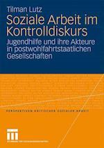 Soziale Arbeit Im Kontrolldiskurs af Tilman Lutz