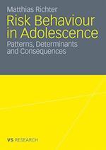 Risk Behaviour in Adolescence af Matthias Richter