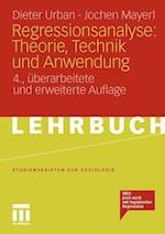 Regressionsanalyse af Jochen Mayerl, Dieter Urban