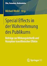 Special Effects in Der Wahrnehmung Des Publikums (Film, Fernsehen, Medienkultur)