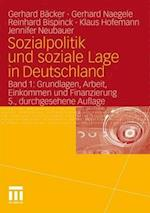 Sozialpolitik Und Soziale Lage in Deutschland af Gerhard Naegele, Reinhard Bispinck, Gerhard B. Cker