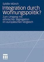 Integration Durch Wohnungspolitik?