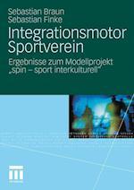 Integrationsmotor Sportverein af Sebastian Braun, Sebastian Finke