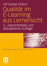 Qualität Im E-Learning Aus Lernersicht af Ulf-Daniel Ehlers