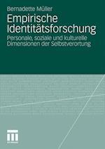 Empirische Identitatsforschung af Bernadette Muller, Bernadette M. Ller