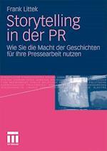 Storytelling in Der PR af Frank Littek