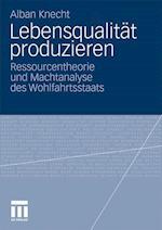 Lebensqualitat Produzieren af Alban Knecht