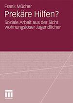 Prekare Hilfen? af Frank Mucher, Frank M. Cher