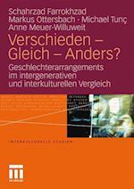 Verschieden - Gleich - Anders? af Markus Ottersbach, Michael Tunc, Schahrzad Farrokhzad