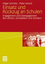 Einsatz Und Ruckzug an Schulen af Peter Voreck, Edgar Schmitz