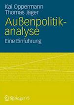 Au Enpolitikanalyse af Kai Oppermann, Thomas J. Ger