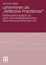 Lehrerinnen ALS Reflective Practitioner af Simone Abels